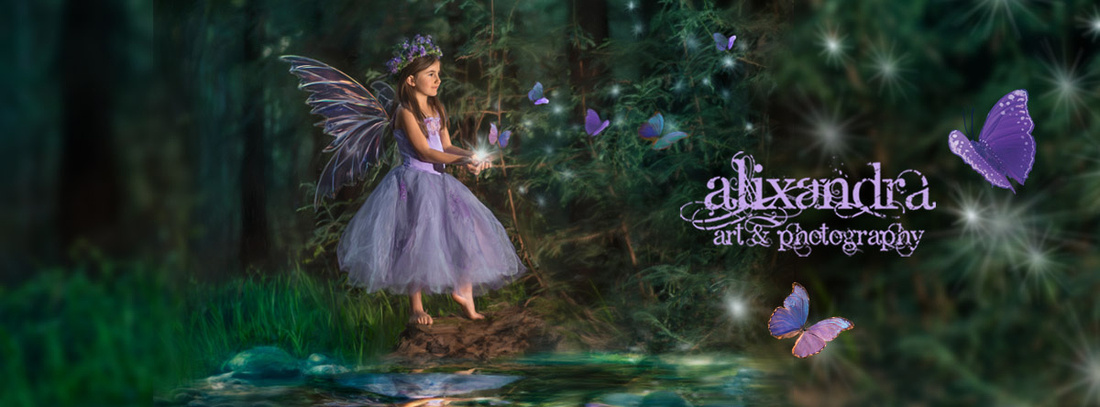 Spring Fairy Princess Day Photography in Santa Cruz County,