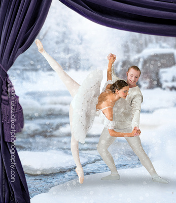 Nutcracker's Winter Dance