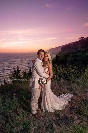 Jessie & Hunter , Big Sur, July 1, 2019